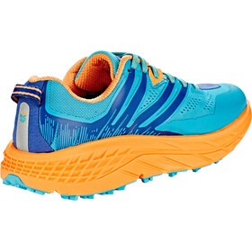 Hoka One One Speedgoat 3 Running Shoes Dam scuba blue/sodalite blue